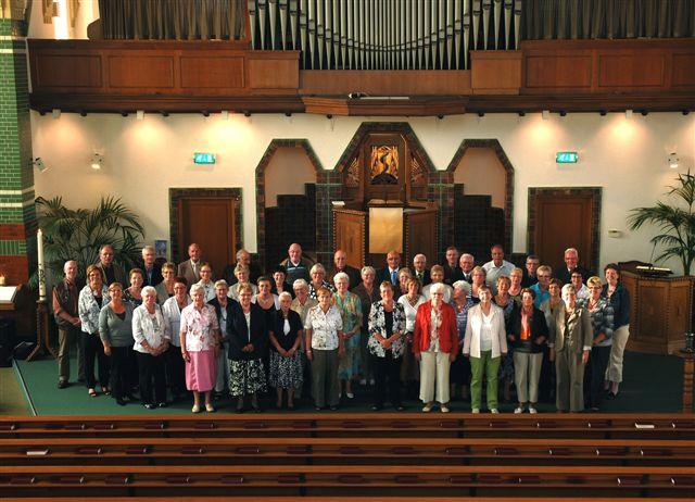 Gemeentekoor 2008 05 18